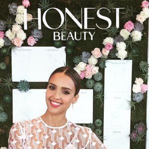 Jessica Alba Shares Her Beauty Rules