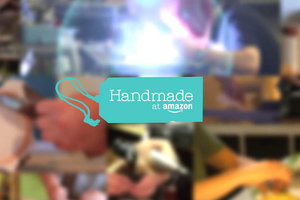 Amazon Launches New Etsy Rival, Handmade