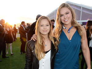 Ronda Rousey Says Justin Bieber Dissed Her Little Sister Over a Photo Op