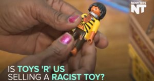 Outraged Mom Claims Son's Toy Set Came With A Slave Character
