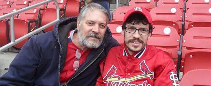 The Unexpected Way People Are Cheering Up This Guy After His Dad Died