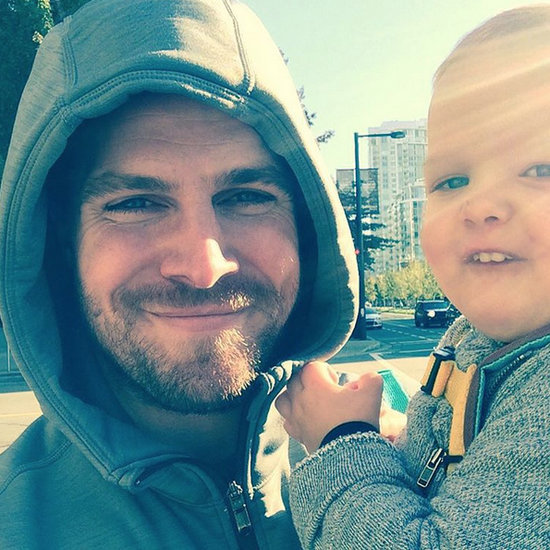 Stephen Amell's Cutest Family Pictures on Instagram