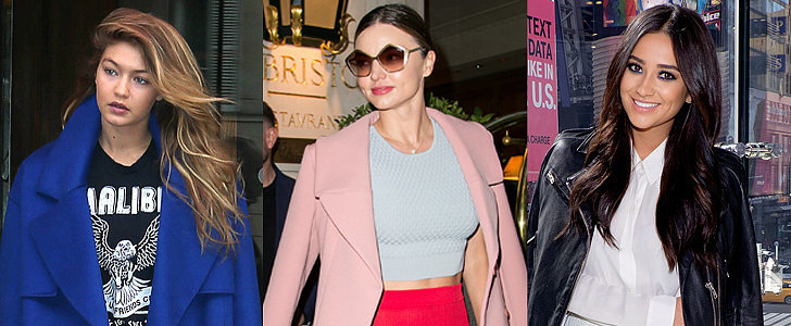 10 Fall Looks You Can Copy From This Week's Best Dressed