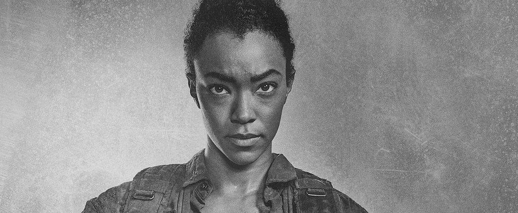 Sonequa Martin-Green Says The Walking Dead's New Season Is the Darkest Yet