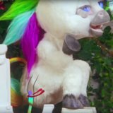 This Ad Featuring an Ice-Cream-Pooping Unicorn Is 100% Not a Joke