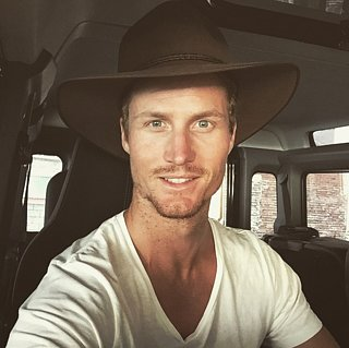 Richie Strahan From The Bachelorette's Instagram Pictures