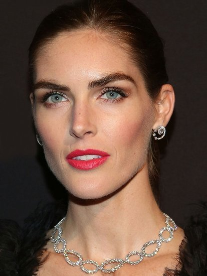 Bridesmaid trends 2017 - Hilary Rhoda Wedding Dress Popsugar Fashion