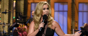 Amy Schumer Jokes About the Kardashians in Her SNL Monologue