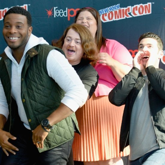 All That Cast Reunion at New York Comic Con 2015
