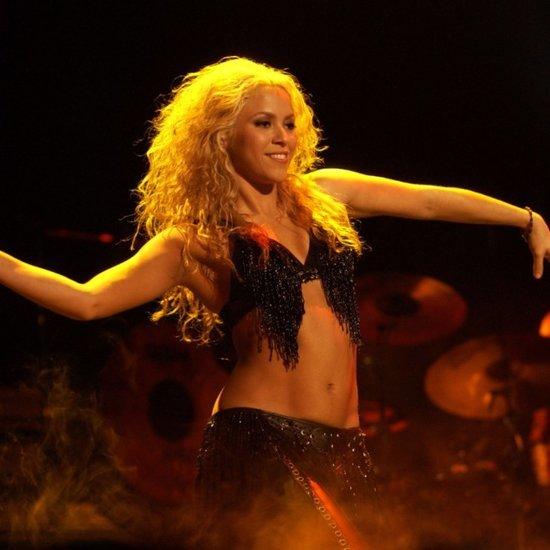 Shakira Halloween Costumes