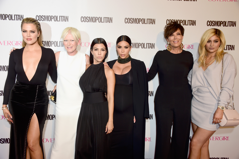 The Kardashian-Jenner Ladies