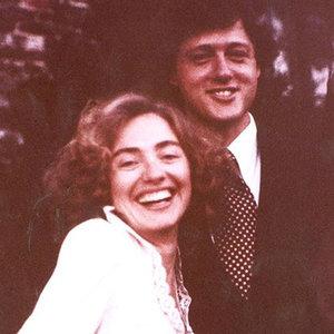 Hillary Clinton Wedding Dress Photo