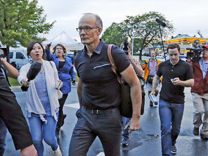 Dentist Walter Palmer Will Not Be Charged For Killing Cecil The Lion