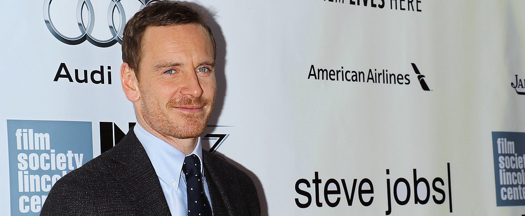 "We Know Michael Fassbender Is Gorgeous, Now His Costars Confirm He's ""Brilliant"" Too"