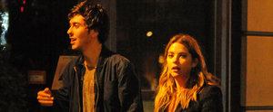 Ashley Benson and Nat Wolff Hold Hands During a Cozy NYC Night