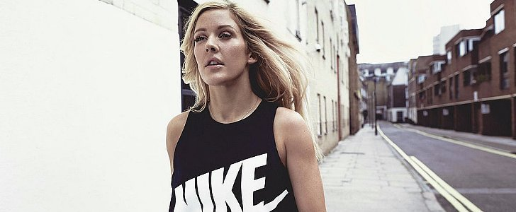 Watch as Ellie Goulding Channels Ronda Rousey in Her Latest Workout