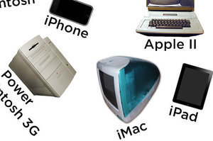 How Long Will It Take You To Put These Apple Products In Order?