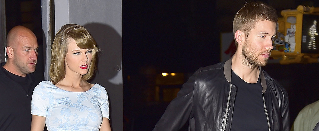 Taylor Swift Slyly Responds to Those Calvin Harris Breakup Rumours