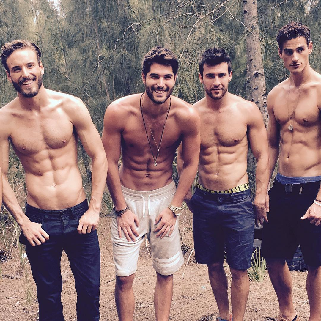 Group Of Hot Guys 44