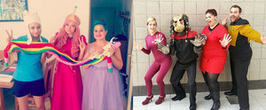 58 Epic Costumes For Geeky Groups