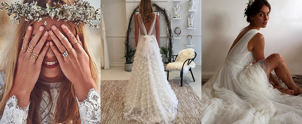 The 40 Most Beautiful Wedding Dresses on Instagram