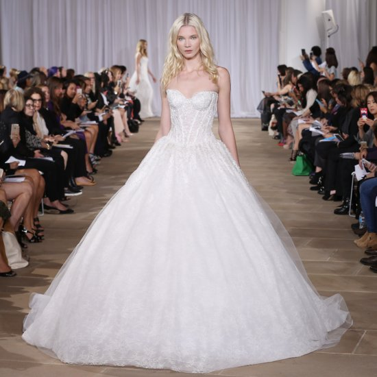 Robes Princesse Bridal Fashion Week Printemps/Été 2016