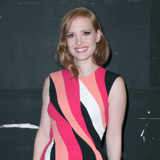 You Won't Even Recognize Jessica Chastain on Her New Magazine Cover
