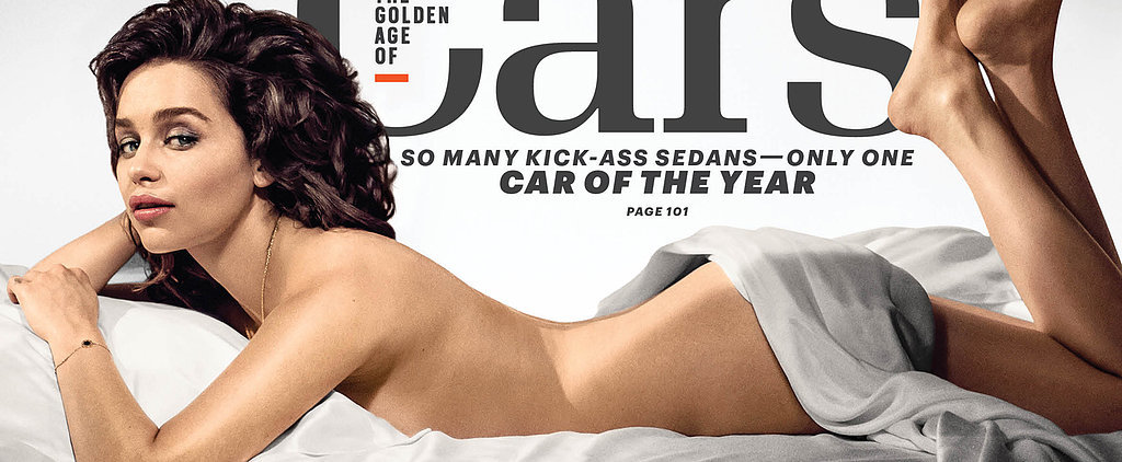 Emilia Clarke Is Esquire's Sexiest Woman —and She's Got the Lingerie to Match