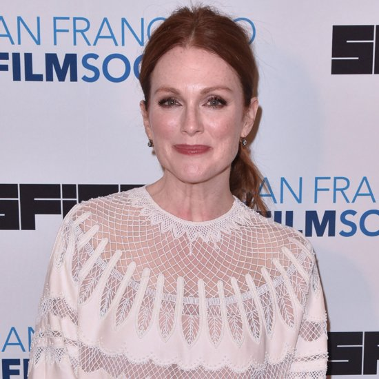 Julianne Moore Launches a Gun Safety Campaign