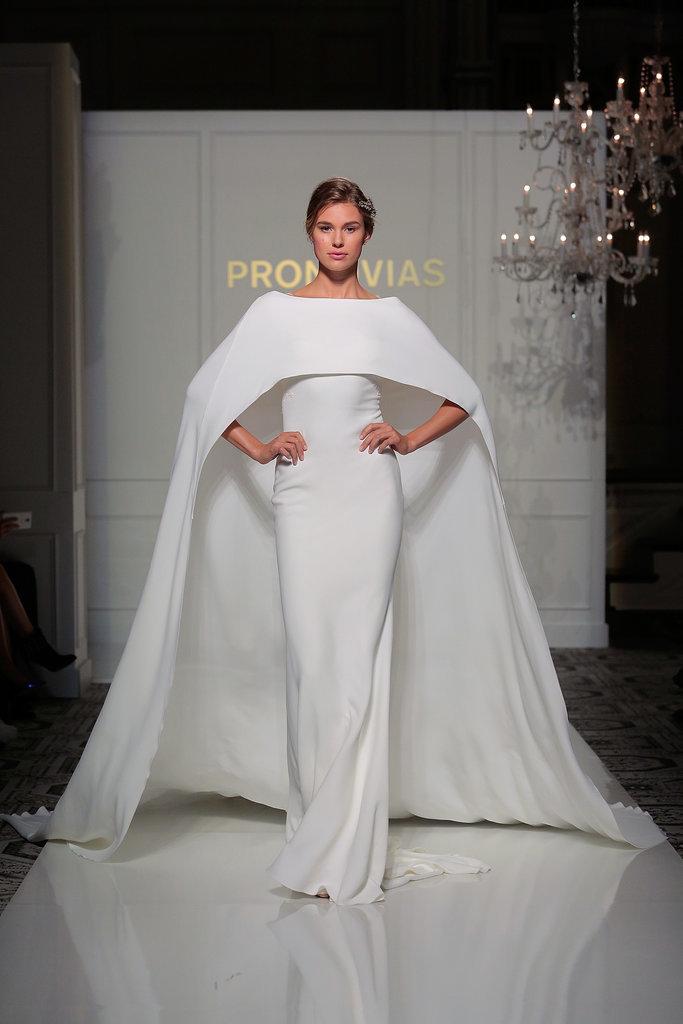 Nontraditional Wedding Dresses Bridal Fashion Week Fall 2016 POPSUGAR Fashi