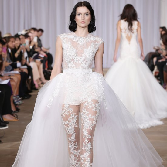 Unusual Nontraditional Wedding Dresses | Bridal Fashion Week