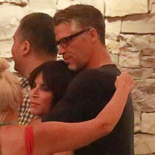 Sandra Bullock and Bryan Randall Have Dinner With Sia