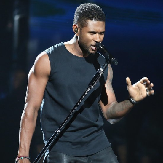 40 of Usher's Sweetest and Sexiest Moments