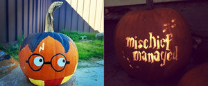 23 Magical Harry Potter Pumpkin Ideas to Steal