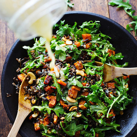 Whole Grain Salad Recipes