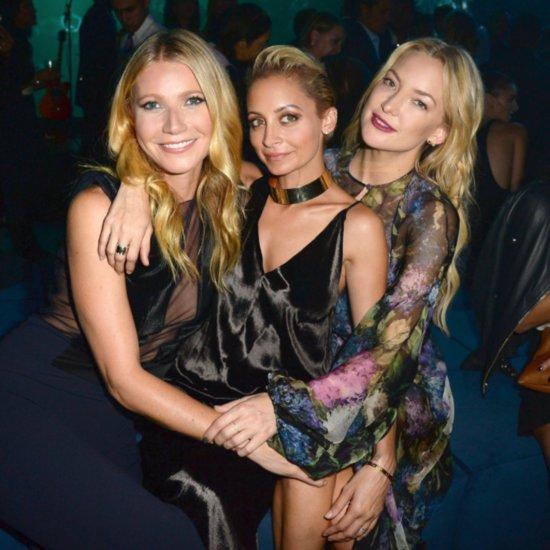 Nicole Richie Gwyneth Paltrow Kate Hudson Pictures La Mer
