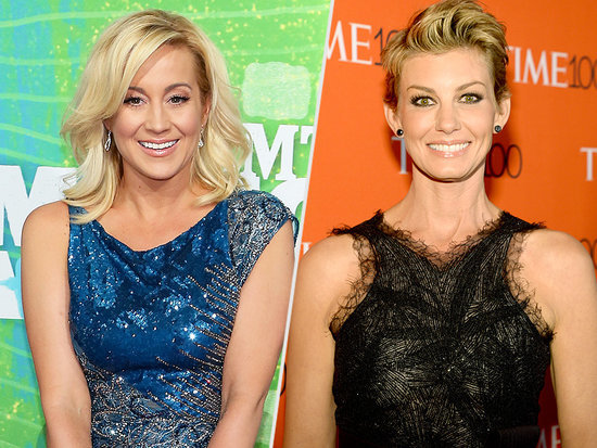 Faith Hill to Launch a Daytime Talk Show with Kellie Pickler