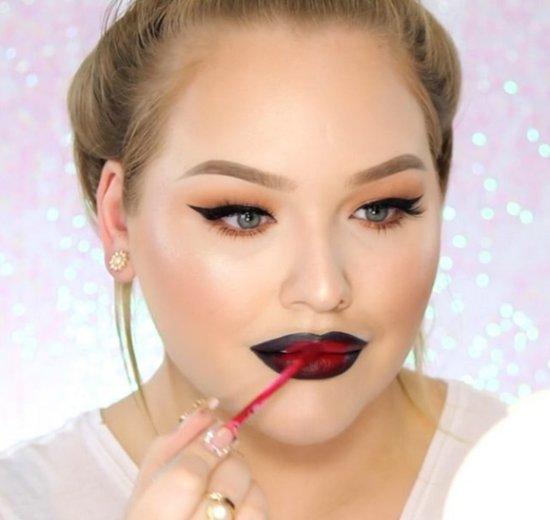 Lipstick Tutorials From Instagram