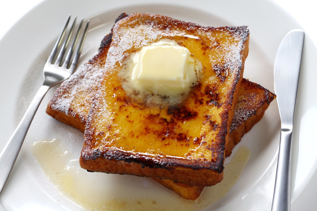 Bourbon French Toast Wins on So Many Levels
