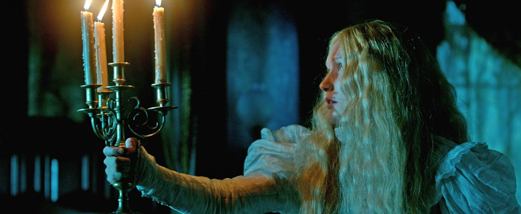 How Scary Is Crimson Peak? When to Close Your Eyes