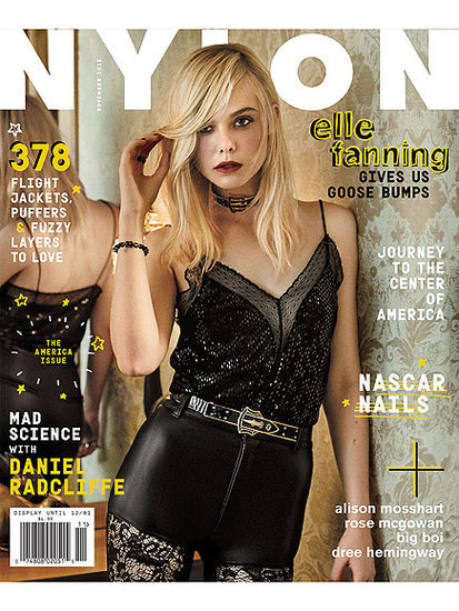 Elle Fanning Talks Winning Play Fights with Older Sister Dakota Growing Up: 'I Was Taller'