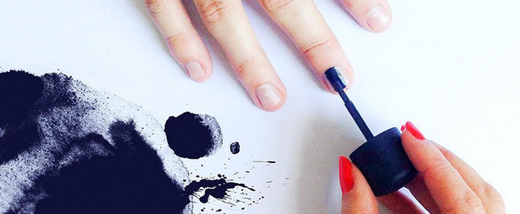 The Moving Reason Men Are Painting Their Fingernails