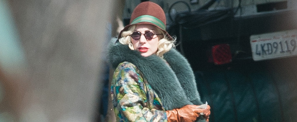American Horror Story: Lady Gaga Is Definitely Pregnant on the Set of Hotel