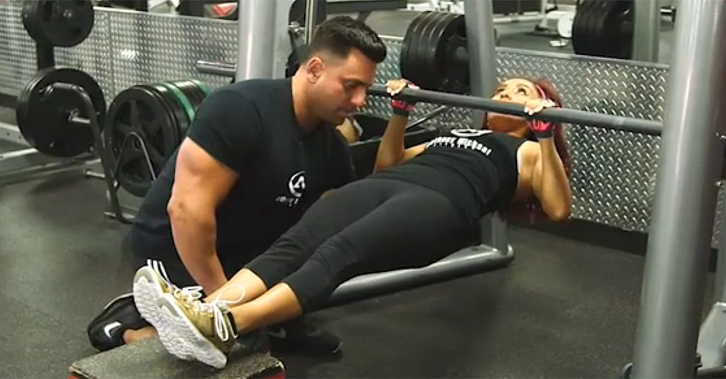 Get a Glimpse Into Snooki's Lifestyle Turnaround — Her Workout Is Tougher Than You Think