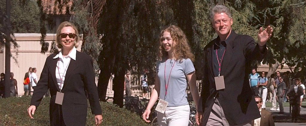 Think You Needed a Kleenex at College Drop-Off? Bill Clinton Didn't Want to Leave!