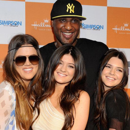 Kardashian Family Reactions to Lamar Odom's Condition
