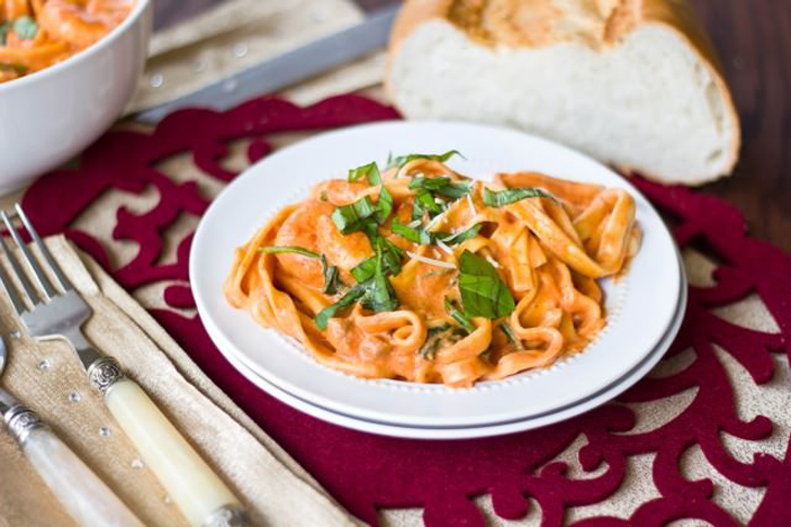 Pasta With Tomato Cream Sauce | 11 Ultracomforting Recipes From The ...