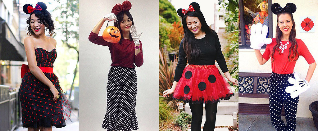 19 Adorable Ways to Dress as Minnie Mouse