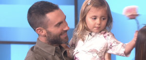 Adam Levine Meets His Adorable Little Superfan and It's So, So Sweet