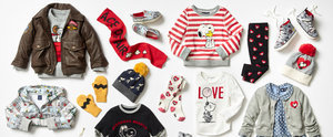 Gap's New Collection of Peanuts Clothes Will Help Introduce Your Kids to Charlie Brown and Snoopy